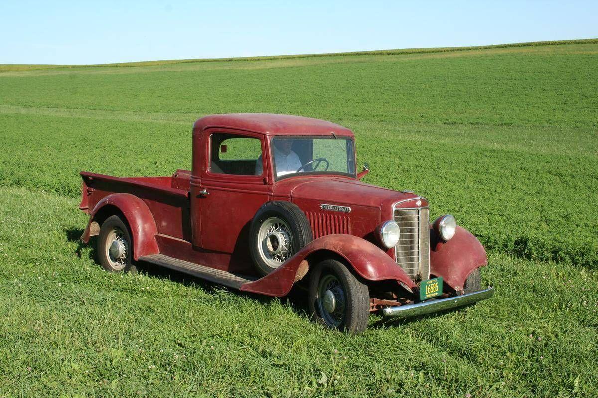Antique International Harvester Wagon : International truck parts autos post