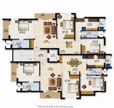 Floor plan Huge
