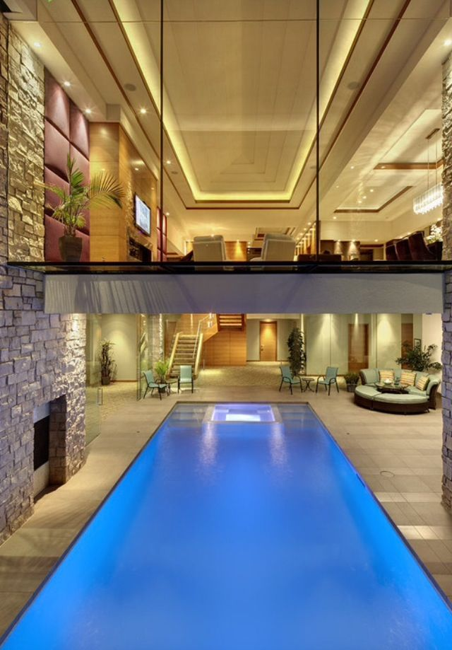 Luxury Homes and Estates with Pools