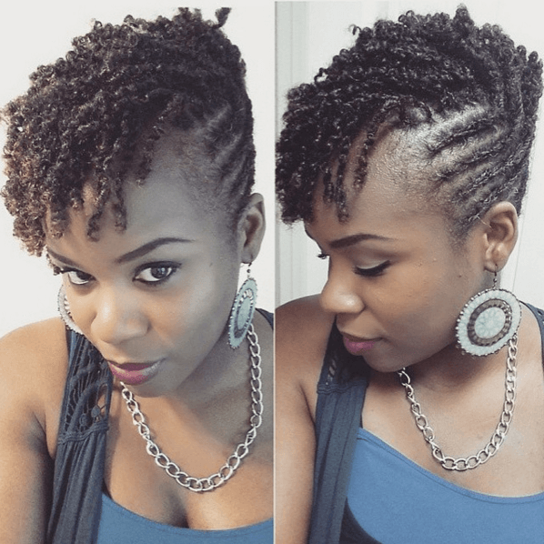 Natural Hair Twist Styles Gorgeous Twists Style Igtrenaedanielle # Naturalhairmag