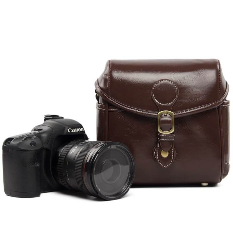 Hot Sale PU Leather DSLR Camera Purse, Coffee SLR Camera Case 288 – EchoPurse #camerapurse Hot Sale PU Leather DSLR Camera Purse, Coffee SLR Camera Case 288 – EchoPurse #camerapurse