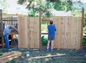 Residential Fencing Ideas Wood Fence Diy Fence Wooden Fence
