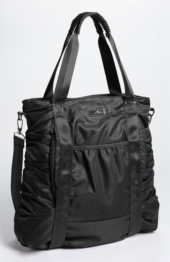 ed3570cf90 the most perfect gym bag. so perfect that it s backordered 4 months. worth  the wait - Zella Gathered Tote