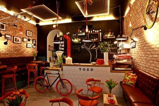 Cafeteria coffe pinterest cafeter a bar y restaurante for Diseno de cafeterias pequenas