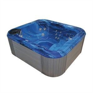 Oasis 5 Seater Spa - Bunnings Warehouse yes please