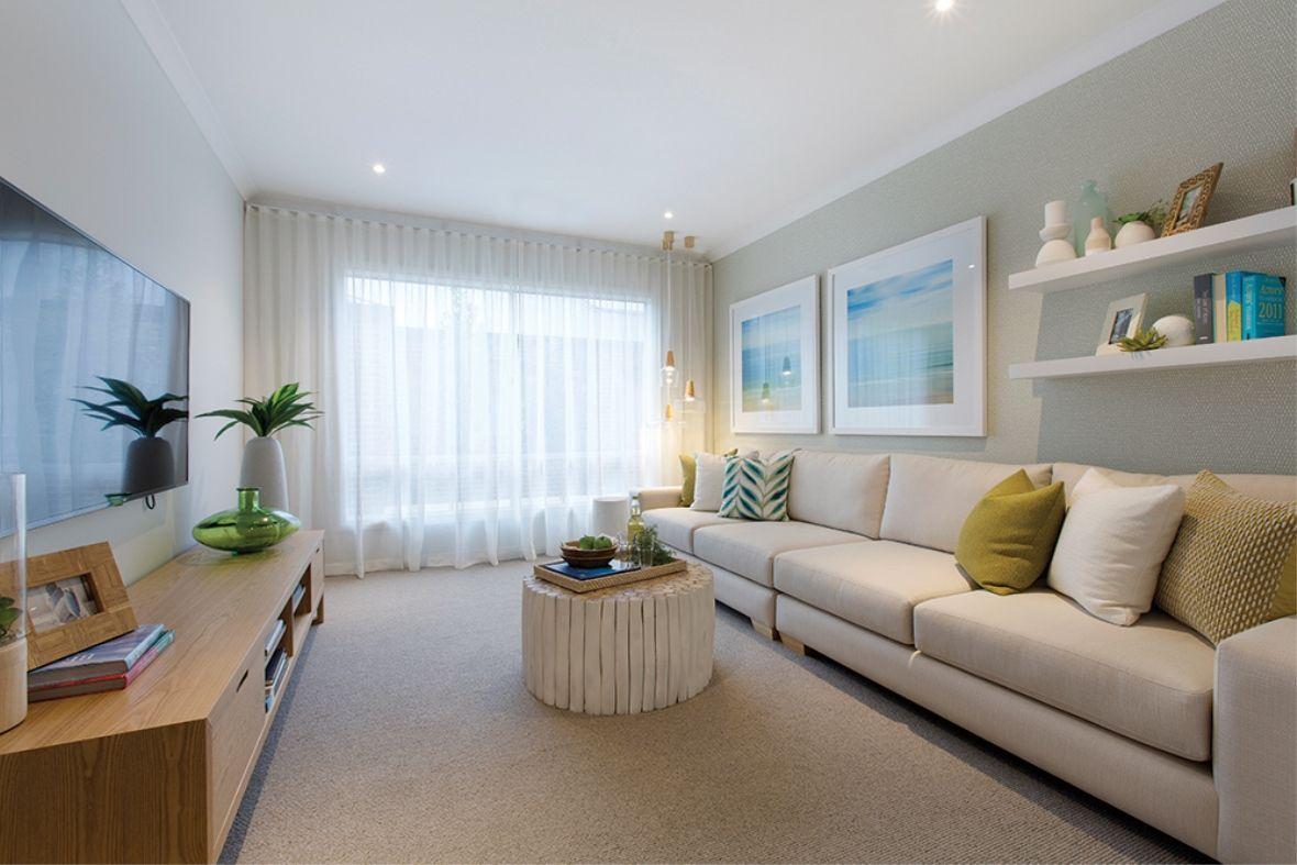 Dunedin Home Design Porter Davis Living Room Theaters Theater