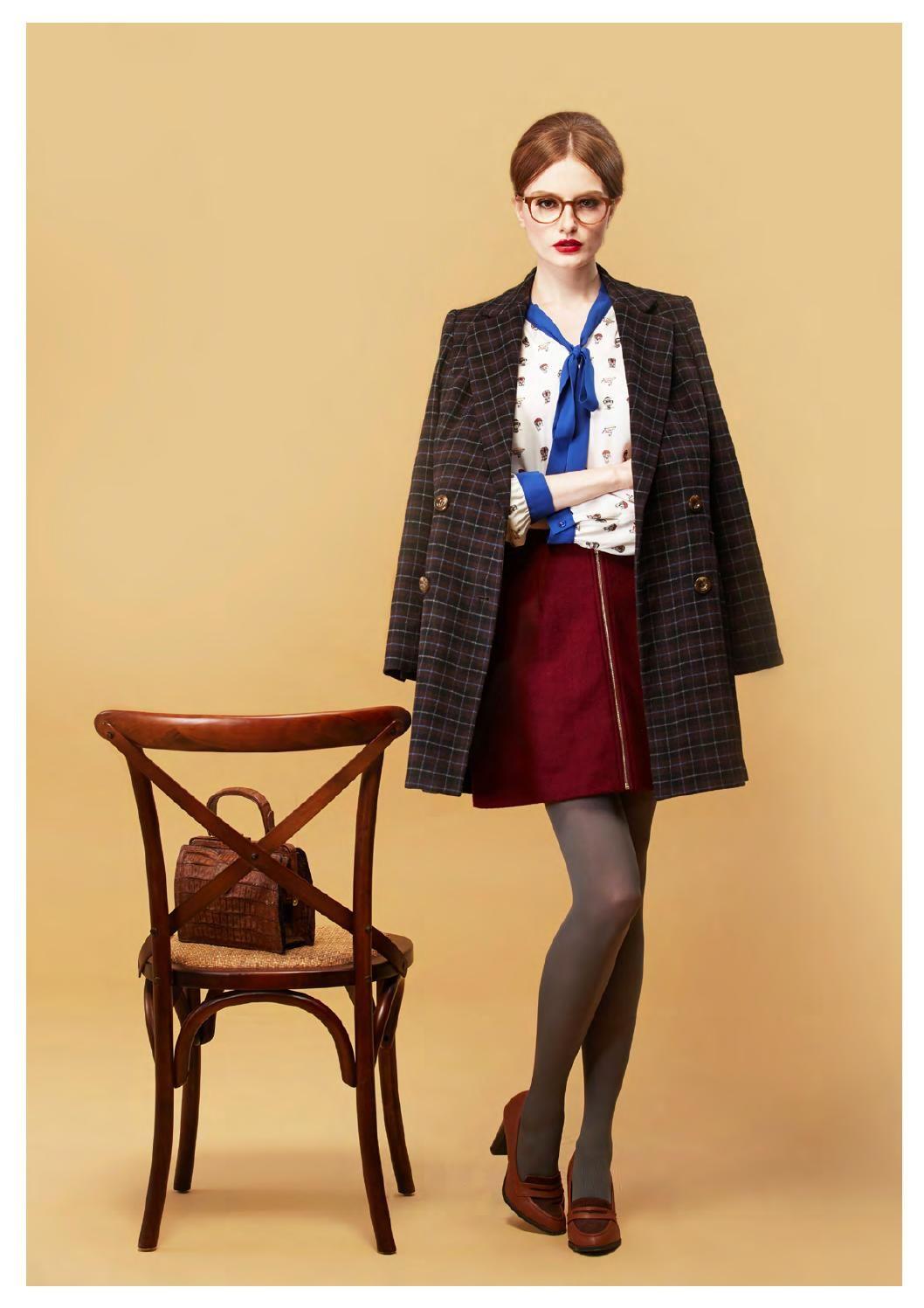 Miss Patina Autumn & Winter 2013 Look Book