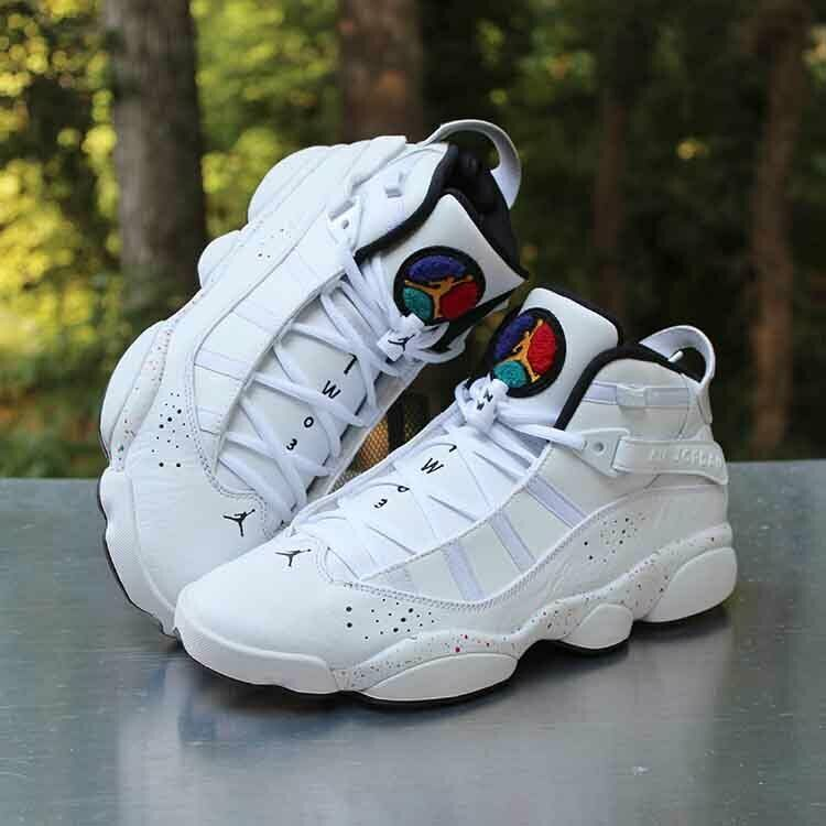 Nike Air Jordan 6 Rings Men's Size 9.5