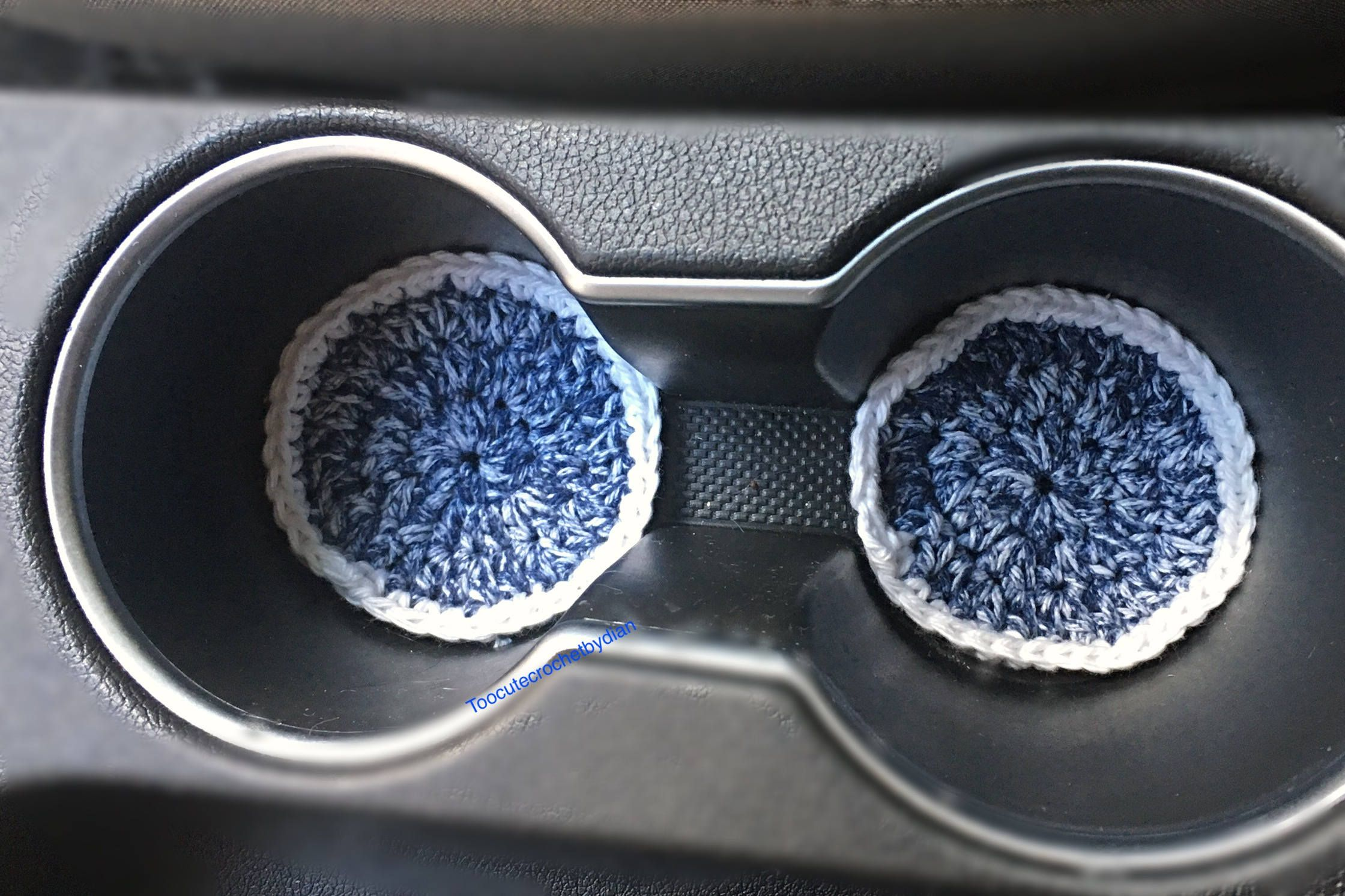 Car cup holder coaster, car accessory, gift for teacher, party favor ...