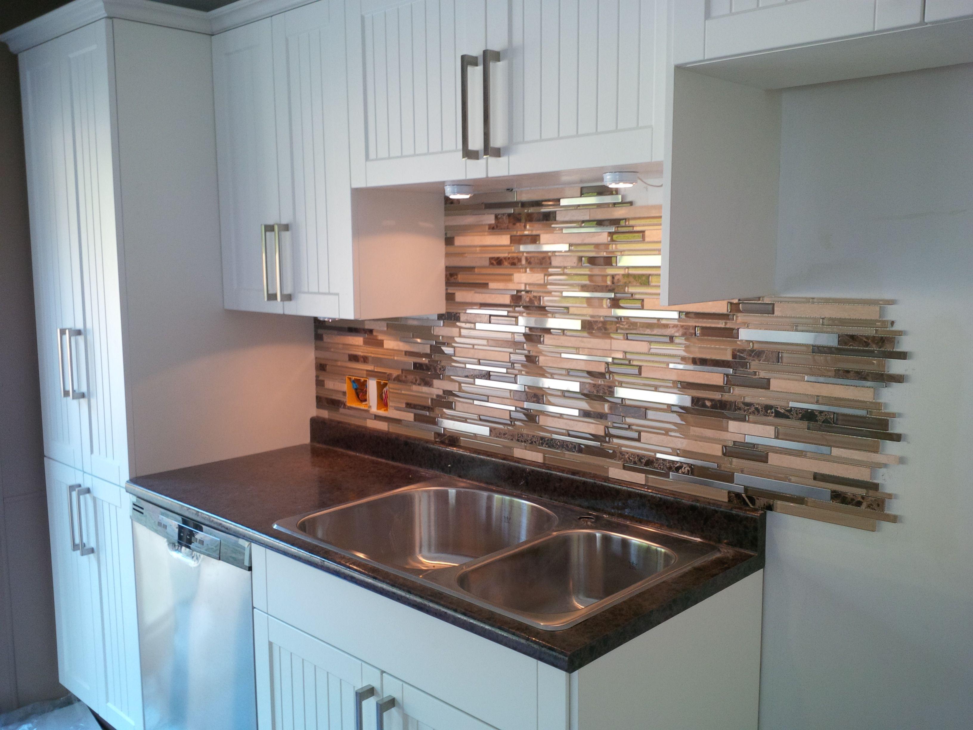 installing sassi mocha blend mosaic tiles home depot on my backsplash tile backsplash home. Black Bedroom Furniture Sets. Home Design Ideas