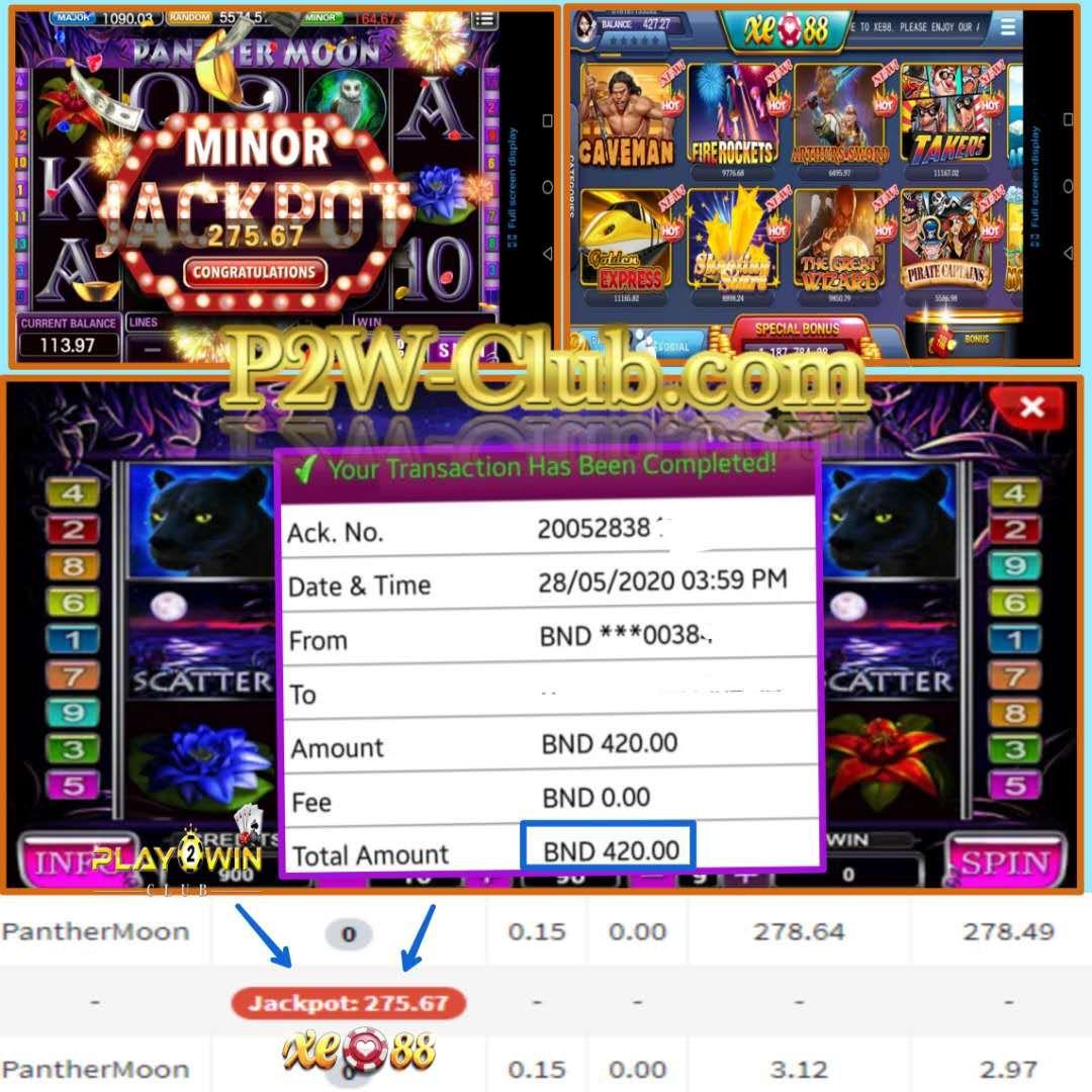 XE88 SCATTER Free Games Kredit Online Casino Brunei   P2W-Club.com
