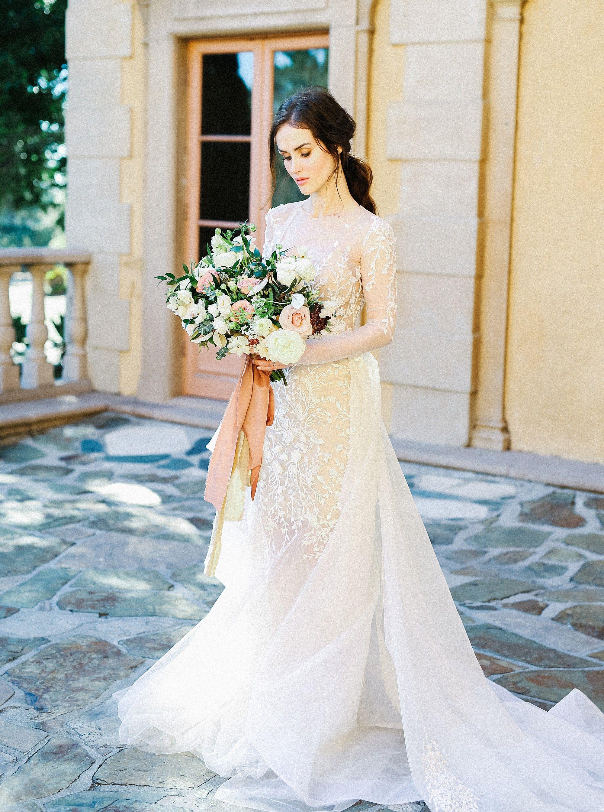Italian Inspired Wedding Shoot Beautiful Wedding Gowns Wedding
