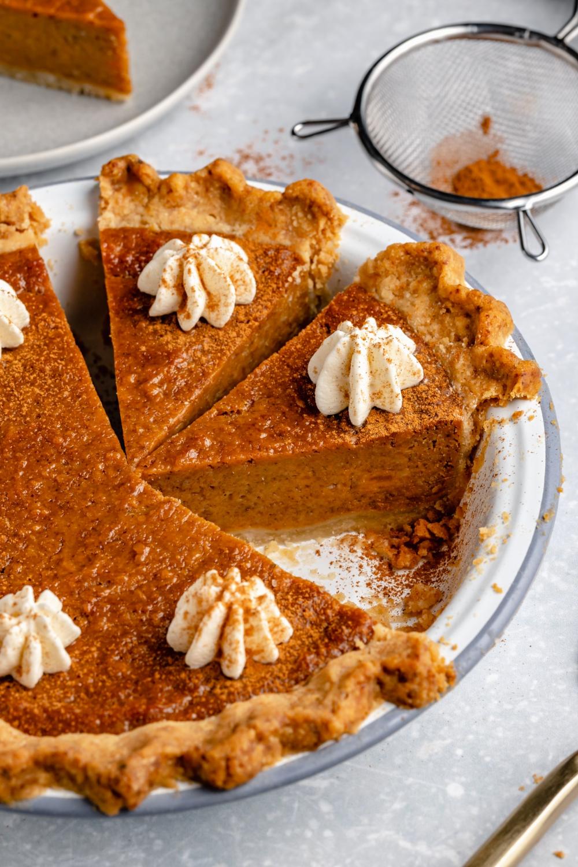 Grandma S Sweet Potato Pie Recipe Is A Classic Fall Dessert Recipe Sweet Potato Pies Recipes Sweet Potato Pie Homemade Sweet Potato Pie