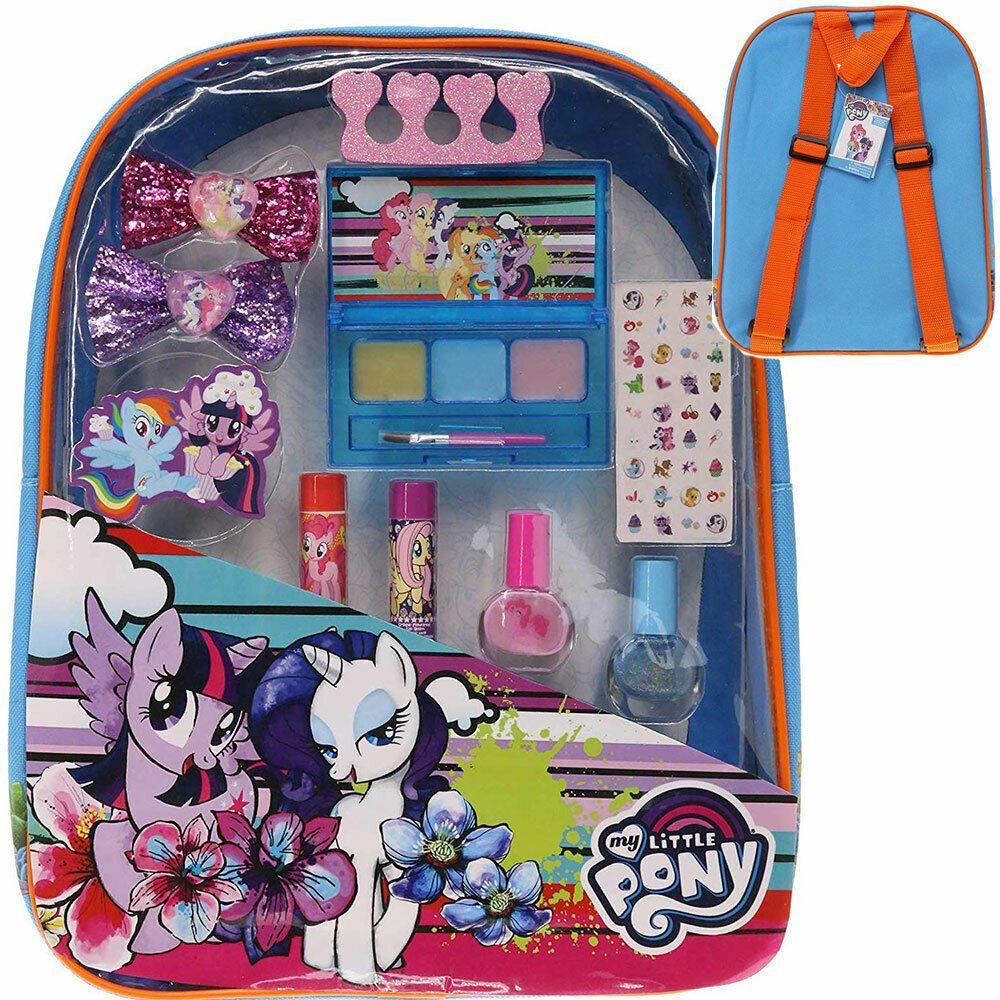 Little Princess Cosmetics Bag Girls Play Beauty Salon Lip