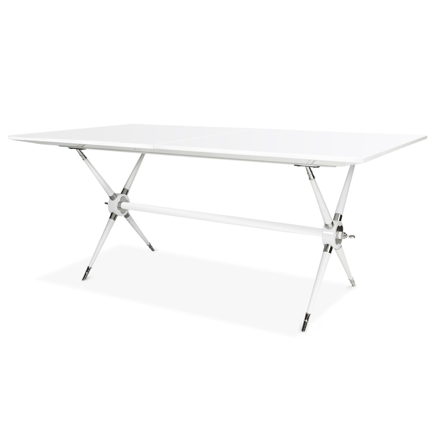Jonathan Adler Rider Dining Table In Tables Dining Table Chairs Dining Table Luxury Modern Furniture