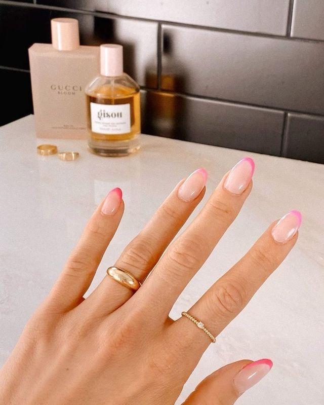 Nails Modrn: Bridal gel nails!