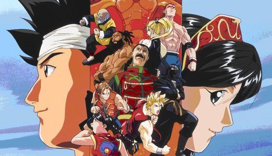 [7 Animes Indispensáveis] - Video Games - Era Clássica Afd8bb743e66ed6d6b6c65bd346493e0
