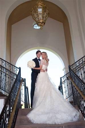 Ivanka Trump See Through | Ivanka Trump Wedding Photos – Gown by Vera Wang
