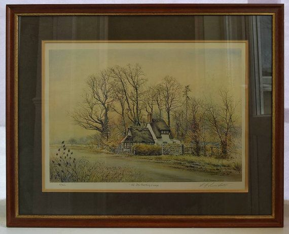 K.G. Somers-Yeates Limited Edition Print No. by SpearmintGallery