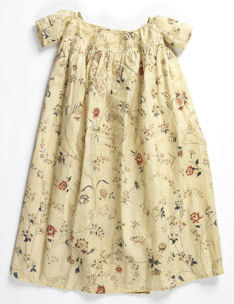 Child's Dress, late 18th century