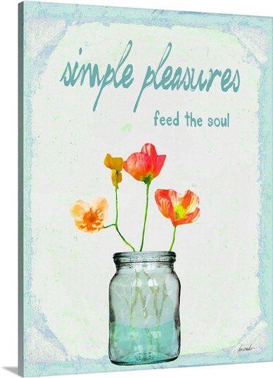 Simple Pleasure Vase