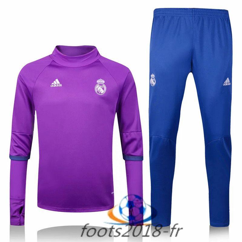 ensemble de foot Real Madrid nouveau