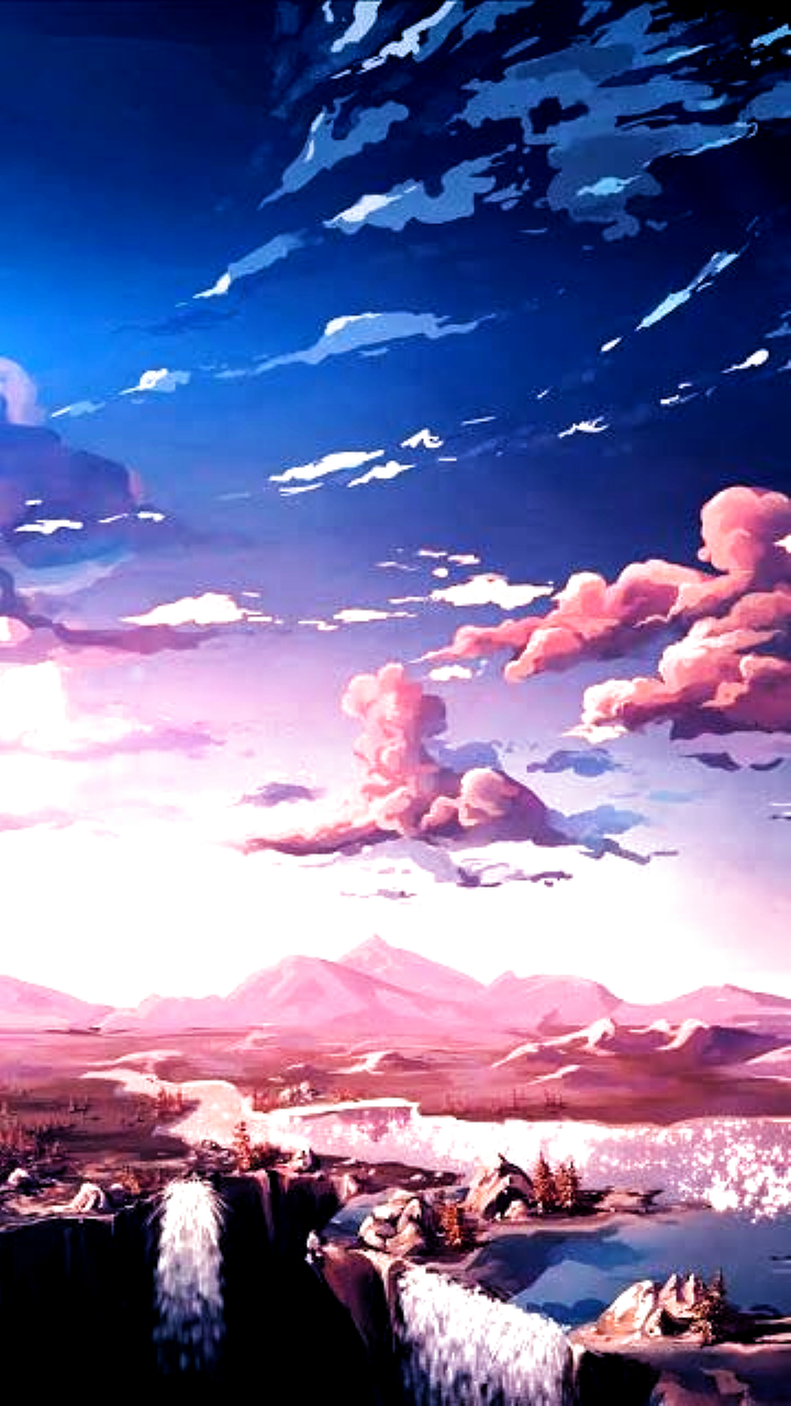 Wallpaper Hd Anime 1366x768 Wallpaper Hd Anime 1080x1920 Wallpaper Hd Anime In 2020 Anime Scenery Wallpaper Scenery Wallpaper Beautiful Wallpapers Backgrounds
