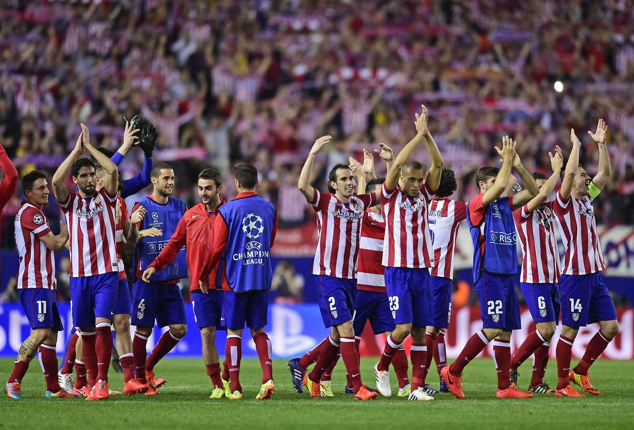 Exempting Atletico Madrid from shame due to humble rise