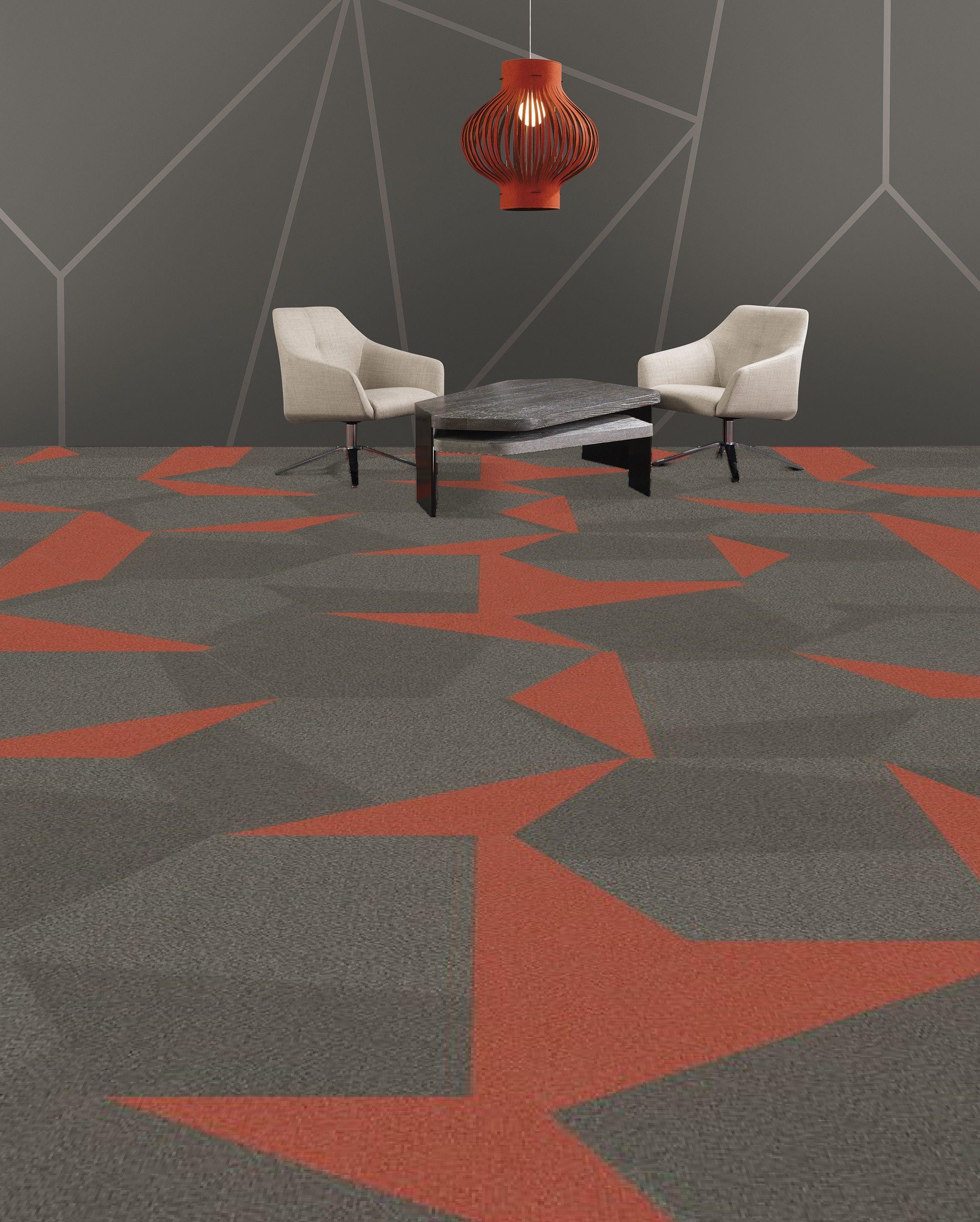 Carpet Tiles, Shaw Hospitality