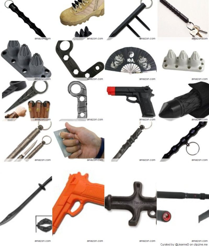 Personal Security Weapons Uk