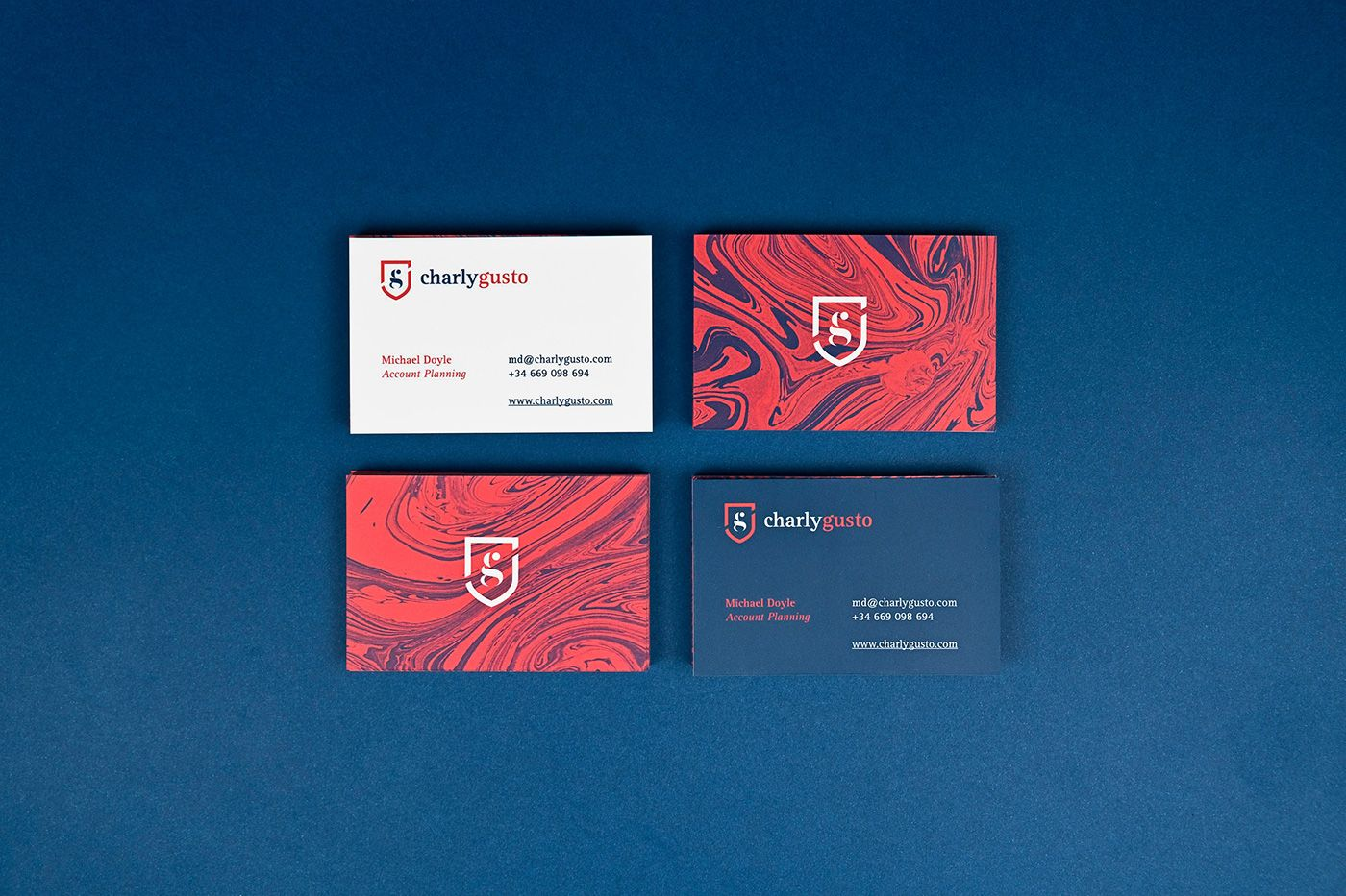 Design exclusive business card within 24 hours   Business cards ...