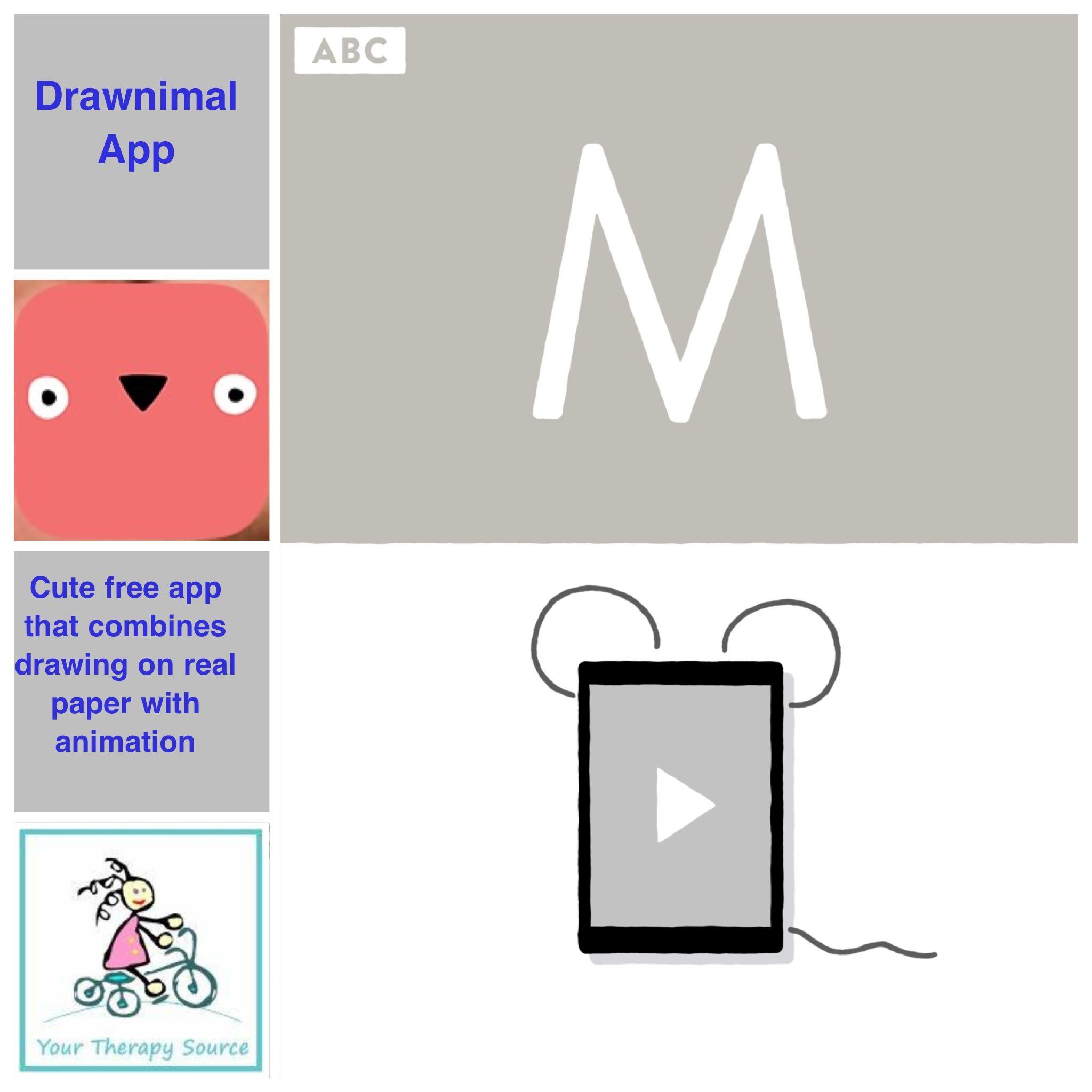 Drawnimal App
