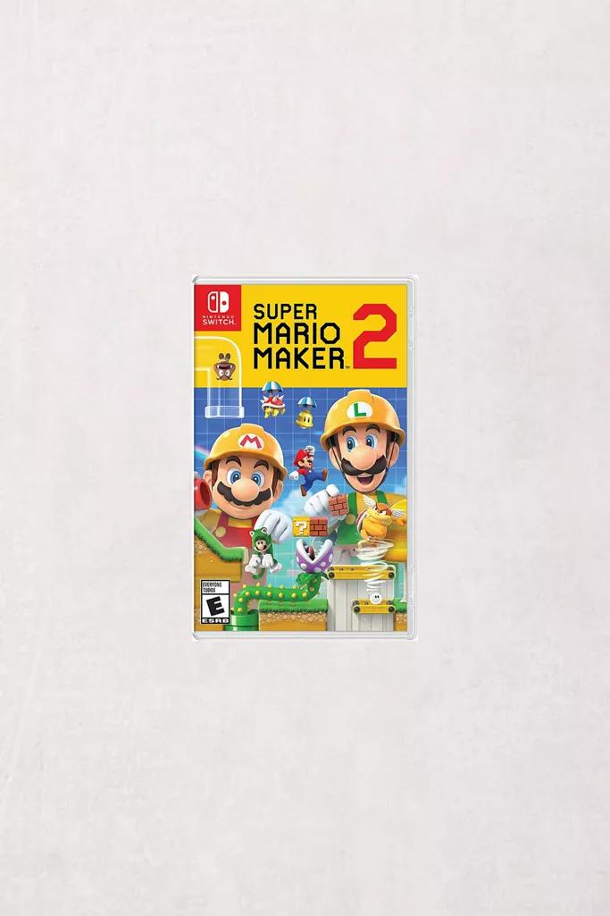 Nintendo Switch Super Mario Maker 2 Video Game In 2021 Nintendo Switch Super Mario Nintendo Switch Super Mario