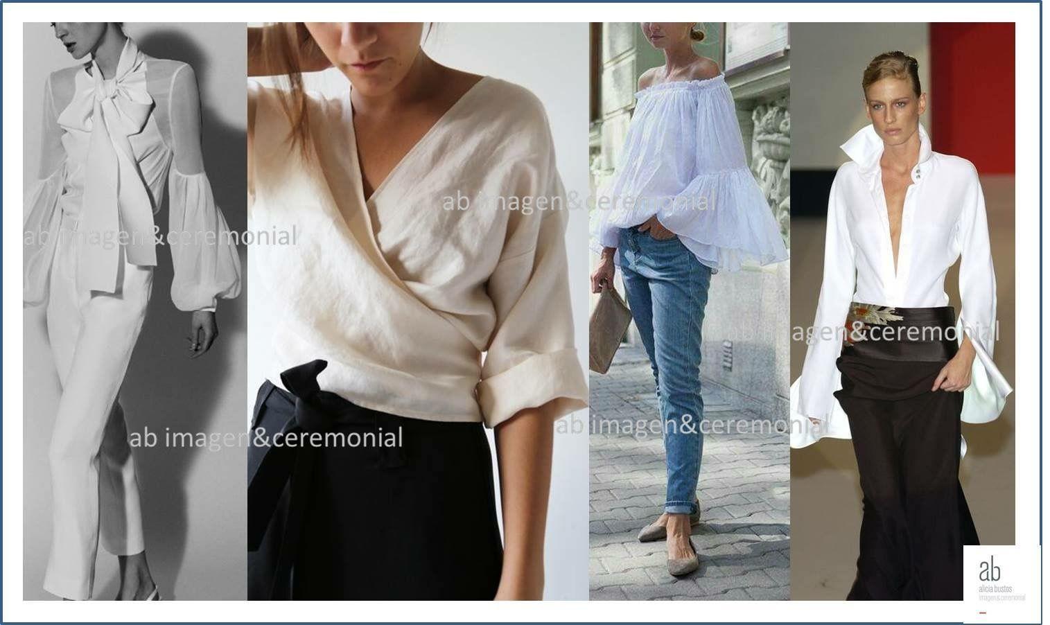 Blusas, infaltables en nuestro guardarropa!!!  #asesoramiento #imagen www.imagenyceremonial.com