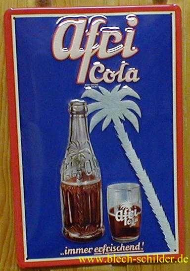 Afri Cola Design Editorial Advertising Productdesign