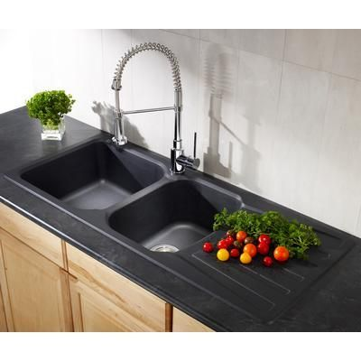 Kitchen Sinks With Built In Drainboards Google Search Kitchen