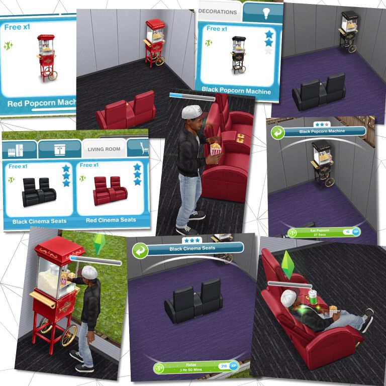 The Sims Freeplay Luxury Living Live Event The Girl Who Games