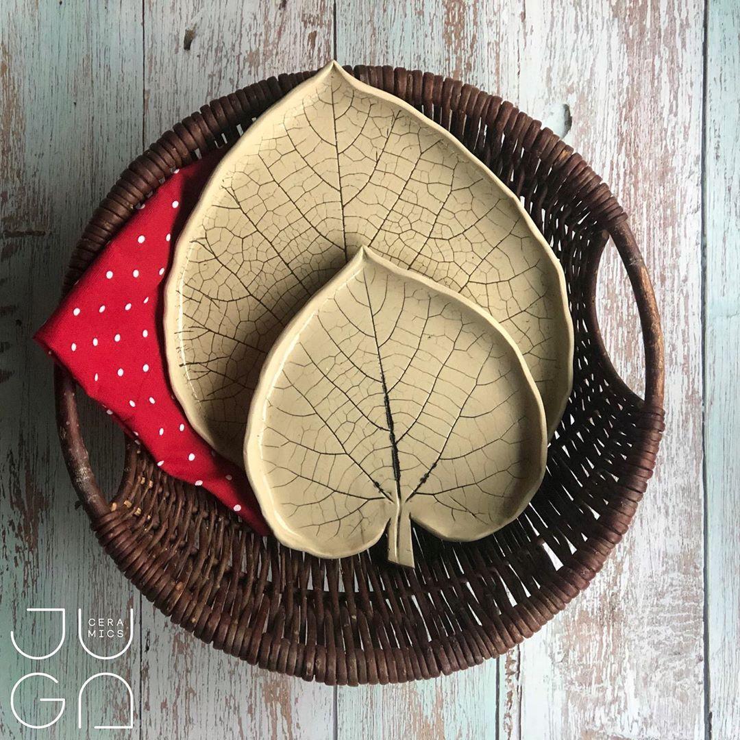 """Juga Ceramics on Instagram: """"Lato odciśnięte w glinie 🌞#ceramikapolska #ceramikaartystyczna #ceramics #ceramika #uniqueceramics #handmadeceramics #instaceramics…"""""""