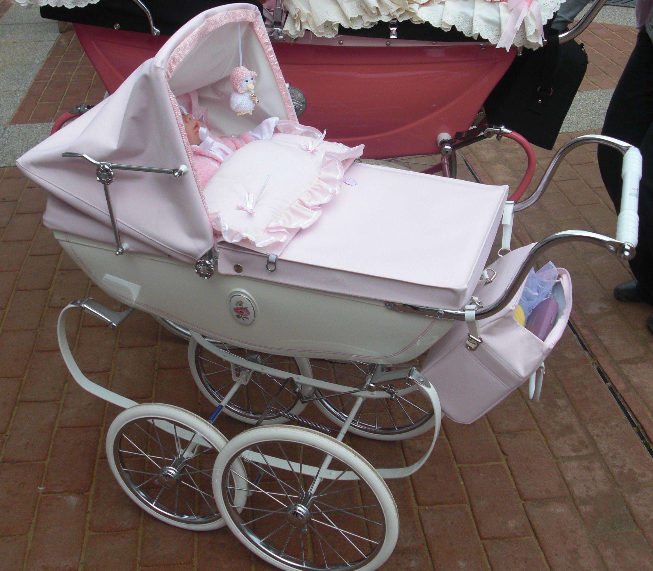 pink doll pram.jpg (2246×1966) | Coches para bebes, Bebe