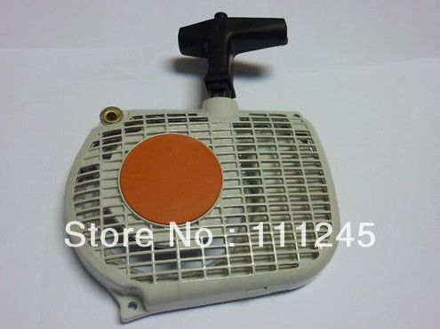 (Buy here: http://appdeal.ru/2s7g ) RECOIL STARTER ASSEMBLY FOR CHAINSAW 038  MS380 MS381 FREE SHIPPING  REWIND FAN HOUSING STARTER ASSY REPLACE PART# 1119 080 2100 for just US $37.81