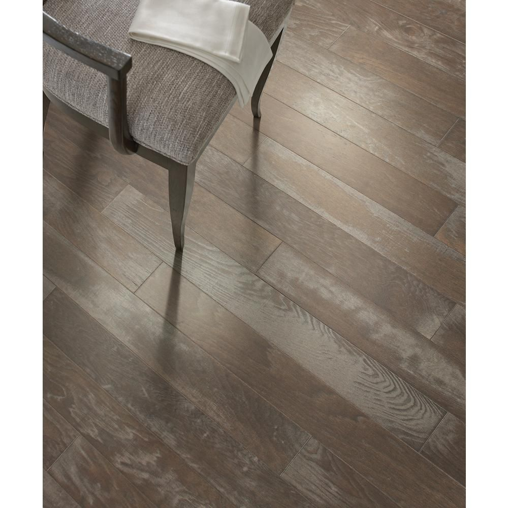 Dry Creek Kitchen: Shaw Majestic Hickory Revere Pewter 3/8 In. T X 5 In. W X