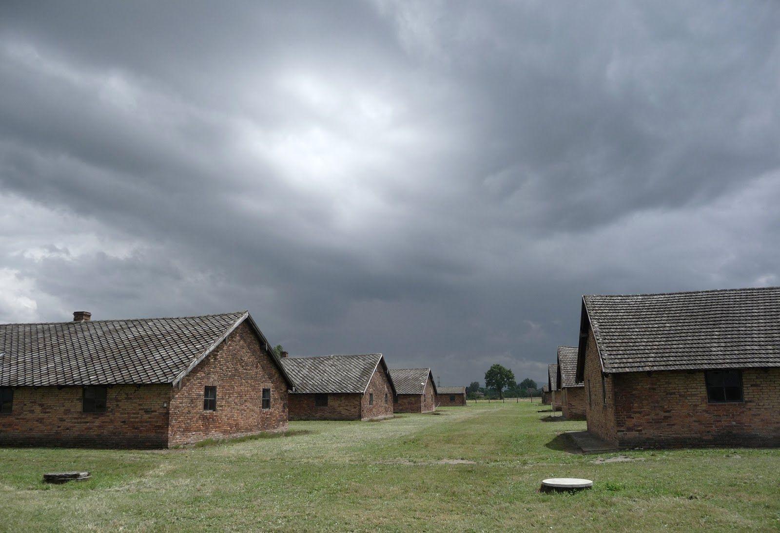 Los barracones de Birkenau