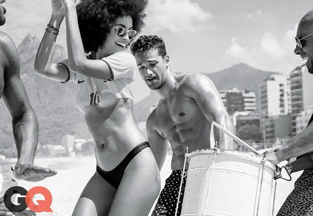 fb56e42097 Suit Up for Rio: Summer's Best Swim Trunks on Brazil's Hottest Beach   GQ