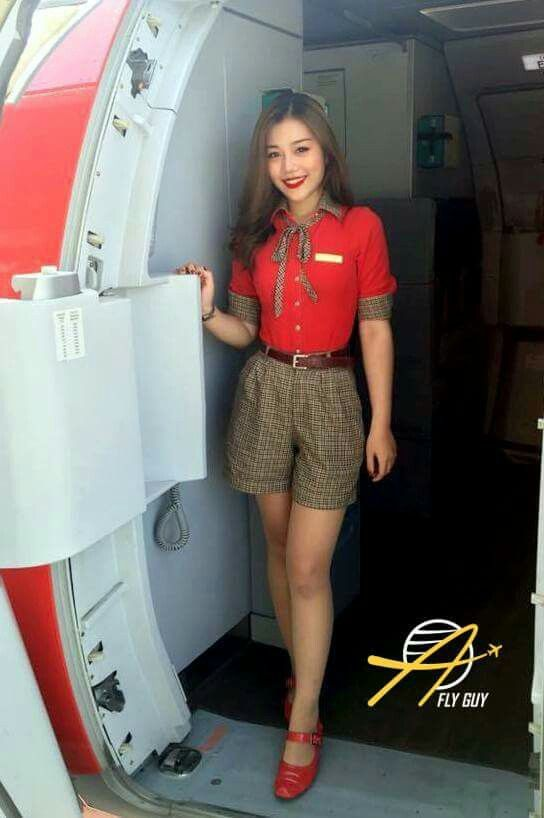 Crew Vietjet Air Flight attendant Pinterest Flight attendant - air france flight attendant sample resume