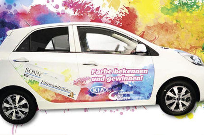 Gewinne mit der Luzerner Zeitung einen Kia Picanto im Wert von 14'950.- !  Mach im Wettbewerb mit und gewinne ein neues Auto.  Versuche hier dein Glück: http://www.gratis-schweiz.chgewinne-einen-kia-picanto  Alle Wettbewerbe: http://www.gratis-schweiz.ch