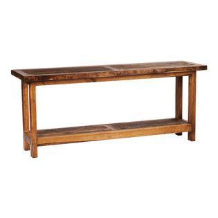 5 Foot Rustic Barnwood Reclaimed Wood Sofa Table Wood Sofa Table Console Table Sofa Tables