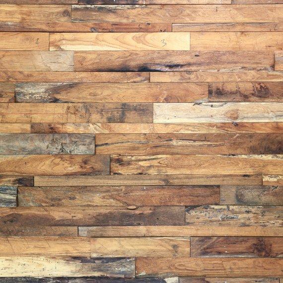 Rustic Barnwood Vintage Aged Shiplap Wood Peel And Stick Etsy Wood Plank Wallpaper Wood Wallpaper Barn Wood