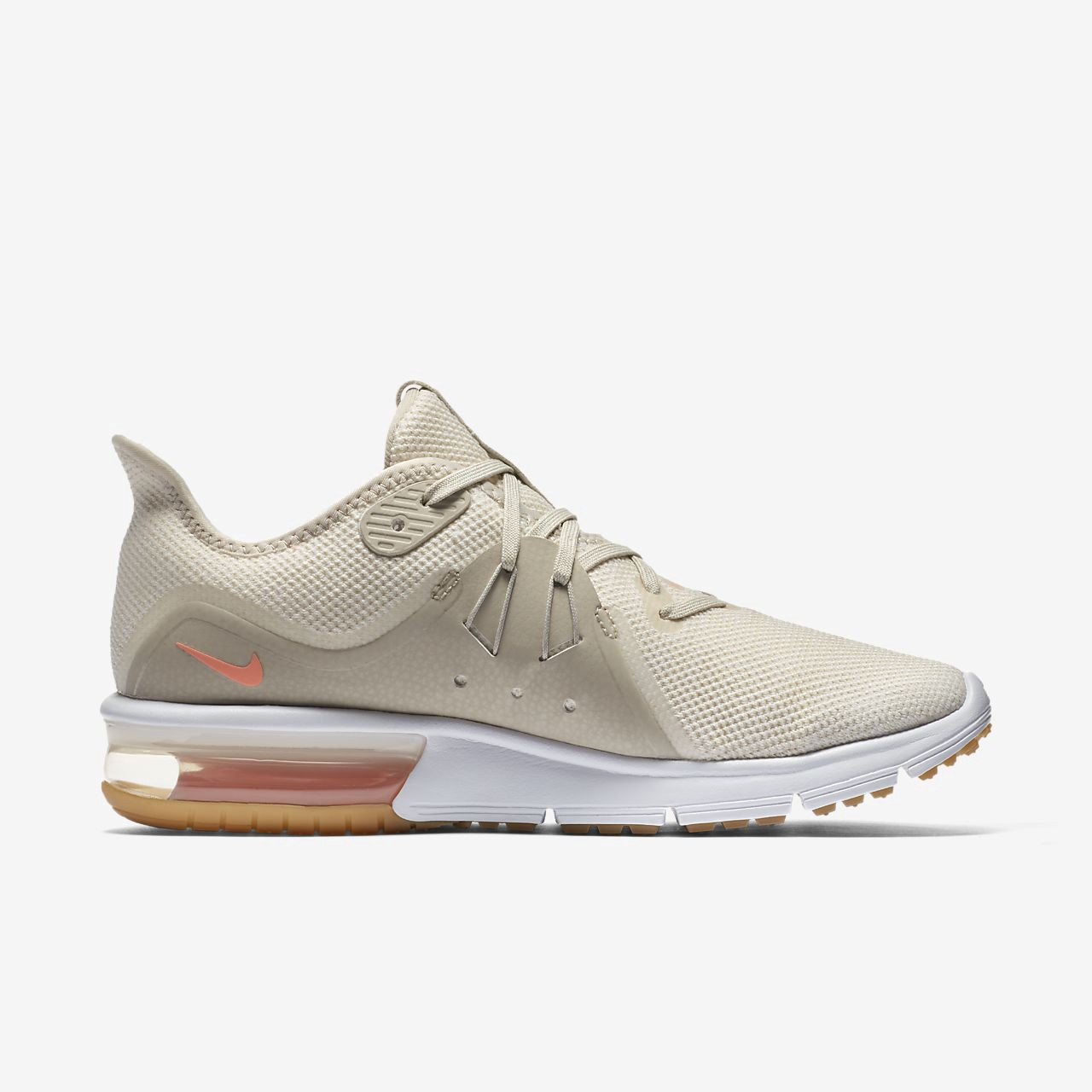 new concept 5768a 01657 Nike Air Max Sequent 3 Summer Men s Running Shoe - 6.5