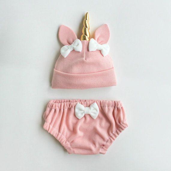 ropa de bebe unicornio