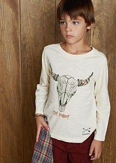 Camiseta City Cowboy